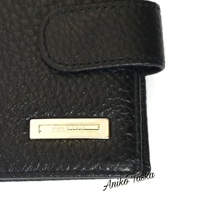 Prestige kis bőr pénztárca patentos apró tartós húsrózsaszín