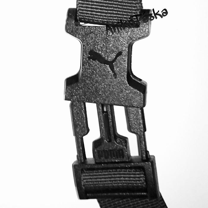 Puma övtáska 3D mintával cirmosszürke