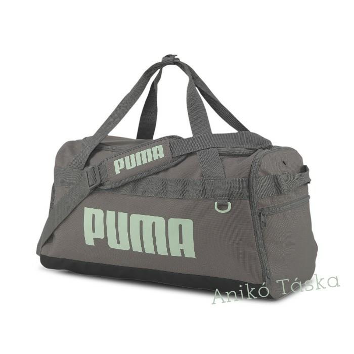 Puma kis egyszerű sporttáska hevederes szürke