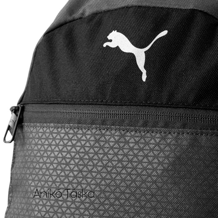 Puma hátizsák cipőtartós fekete