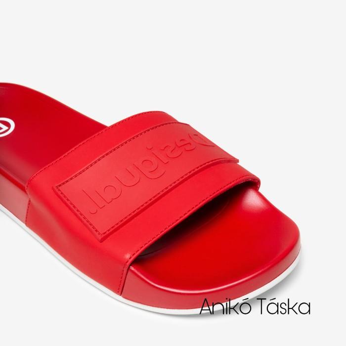 Desigual női papucs piros 38