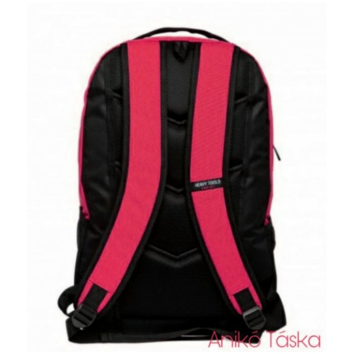 HeavyTools laptop háti pink farmerkék Element