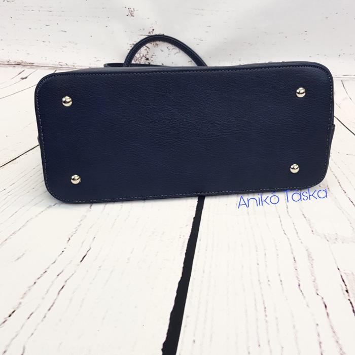 Karen női táska kis kézi táska kék D444
