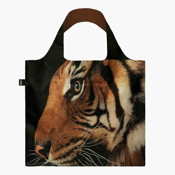 LOQI bevásárló táska maláj tigris