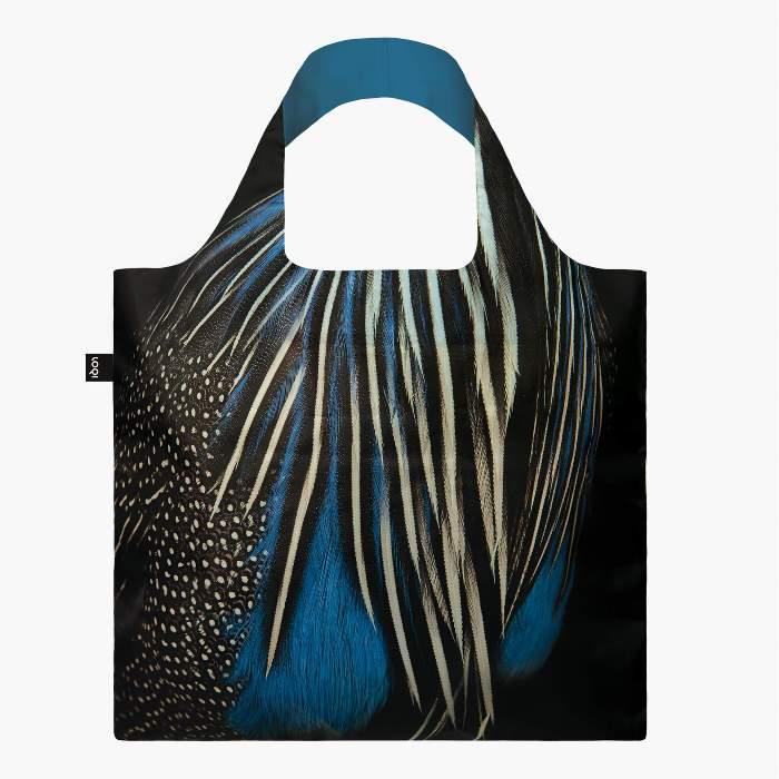 LOQI bevásárló táska gyöngytyúk