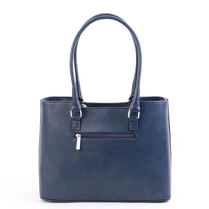 Karen női kézi táska kék 1405