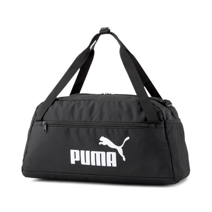 Puma kis íves sporttáska egyenes cipzáras
