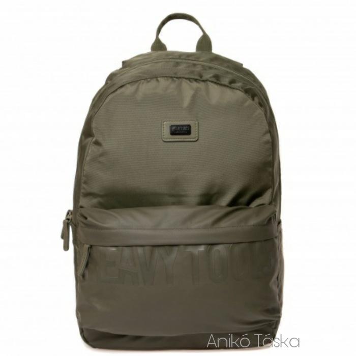 HeavyTools egyszerű hátizsák khaki Eony