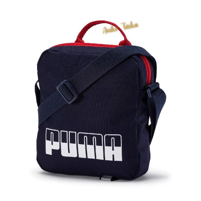 Puma kis oldaltáska sötétkék
