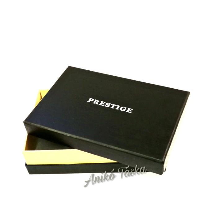 Fedeles bőr női pénztárca Prestige bézs