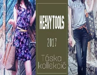 HeavyTools 2017-es táska kollekció