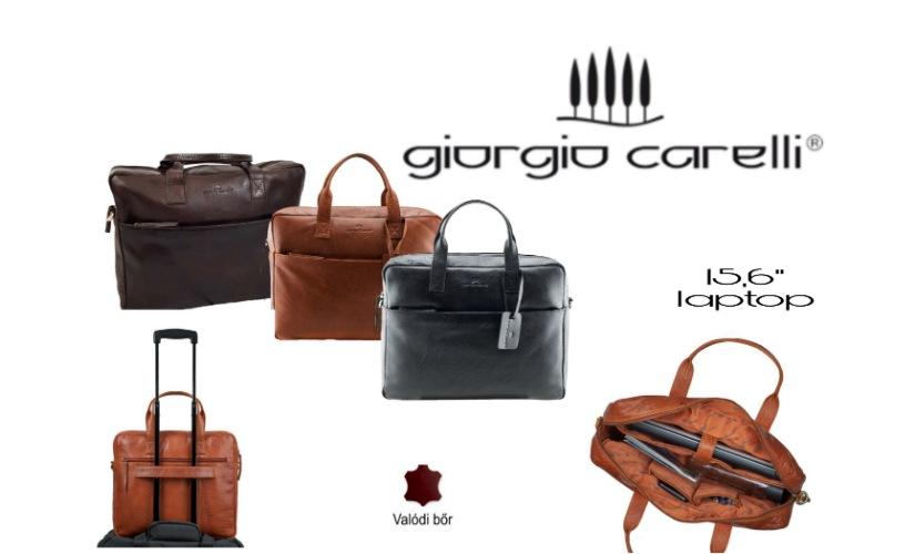 Giorgio Carelli bőr táskák